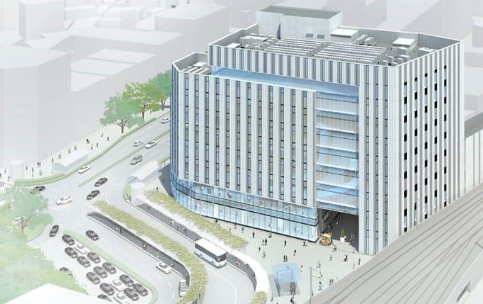 ビックカメラ、JR千葉駅前の再開発ビルに大型店、22年11月開業
