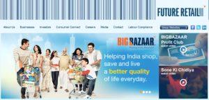 アマゾン、インド小売大手のフューチャーリテールと連携、ECサイトに出店など