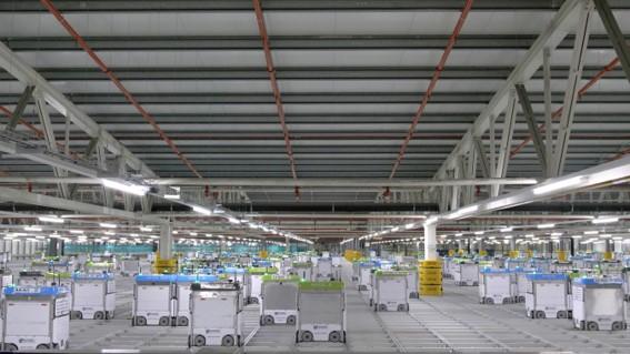 米クローガー、英オカドと提携の自動配送センターをメリーランド州に建設、4ヵ所目