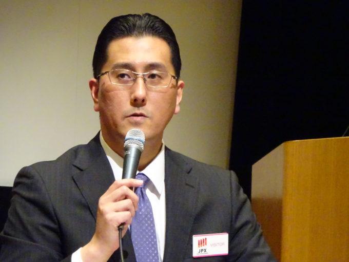 コスモス薬品の代表取締役社長 横山英昭氏