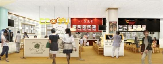 「イオンスタイル戸塚」が3月開業、イオン戸塚店を建て替え総菜売り場を2倍に