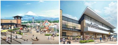 「御殿場プレミアム・アウトレット」の第4期増設エリアが4月16日に開業