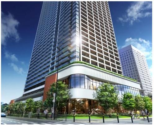 横浜市中心部に地下鉄直結の複合施設が4月開業、マルエツの「リンコス」など出店