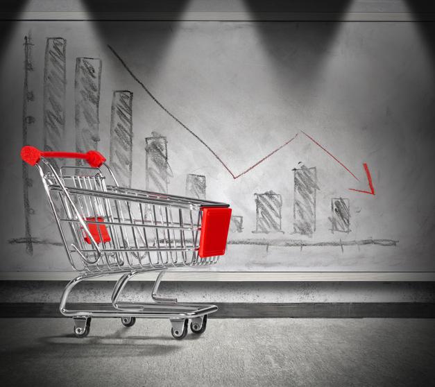 国内スーパーマーケットの倒産件数は7年ぶりに増加に転じた(Photo by RomoloTavani)