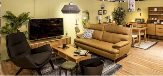 ヤマダ電機、都市型店舗「LABI」に大塚家具の商品導入