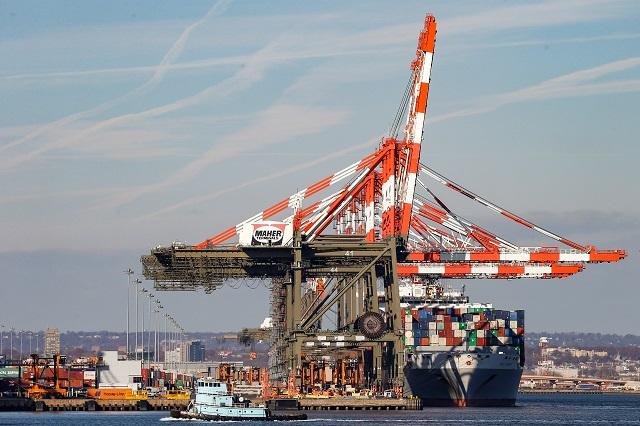 ニュージャージー州の港
