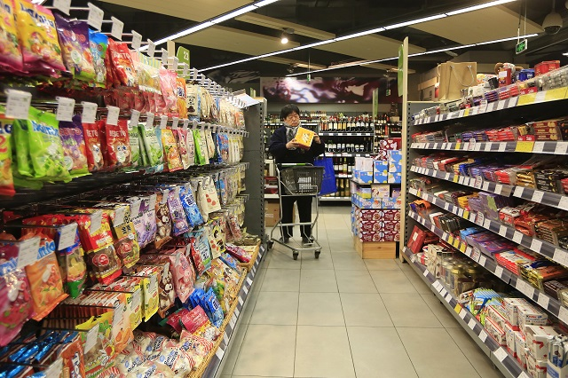 スーパー 買いだめ 食材の買いだめ。何を買う?