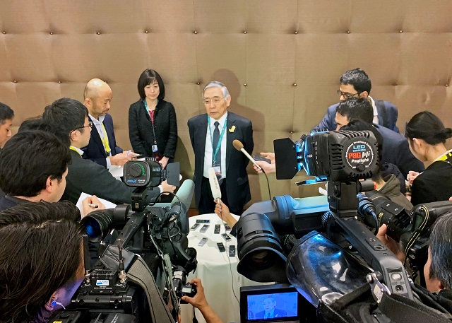 日銀の黒川総裁