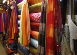 ベトナムの衣料産業のイメージ