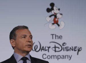米ディズニー、ボブ・アイガー最高経営責任者