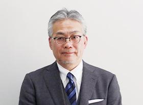 株式会社アズナス 取締役執行役員  経営企画部長 石神 登氏