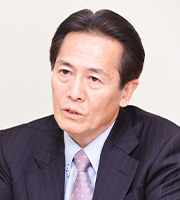 株式会社オピニオン 代表取締役 碓井誠 氏