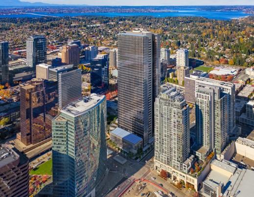 アマゾン、シアトル近郊に新オフィスを建設、1万5000人を雇用