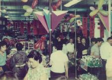 当時の主婦の店恵那店内