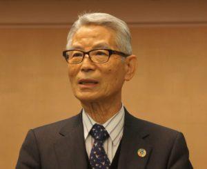 日本チェーンドラッグストア協会の池野隆光会長