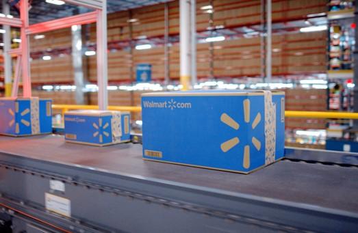 ウォルマート、ECサイト出店者向けの宅配受託サービスを開始、アマゾンに対抗