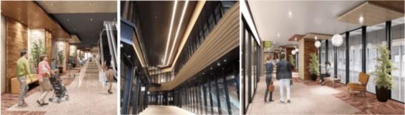 ライフコーポ、東京・新宿の高層複合ビルに「ライフコモレ四谷店」