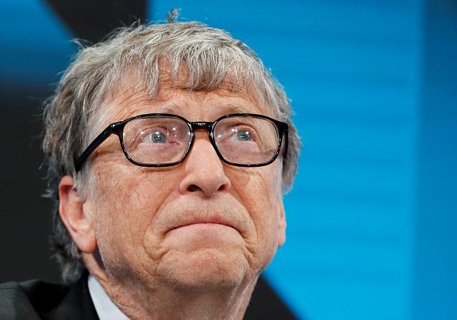 米マイクロソフト共同創業者のビル・ゲイツ氏