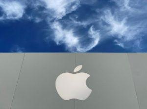 アップルのロゴ