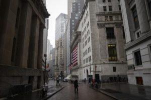 米ウォール街