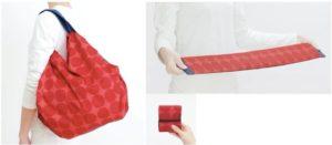 セブン&アイ、生活雑貨メーカーとエコバッグを共同開発、グループ各店で順次発売