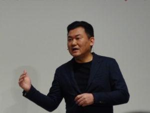 楽天の三木谷浩史会長兼社長(写真は「楽天新春カンファレンス2020」のもの)