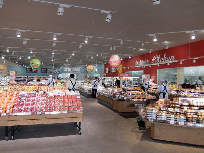 GMSの食品売場とSMは似て非なるものである(写真はイメージ)