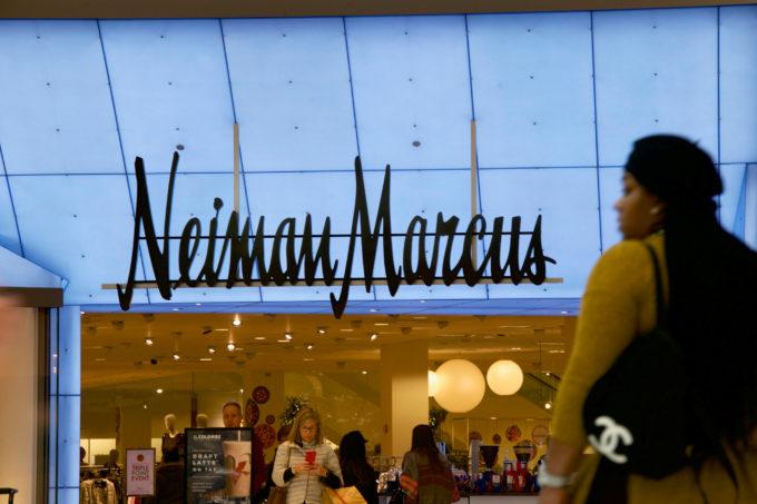 米ニーマン・マーカスのロゴ