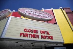 ロサンゼルスの映画館