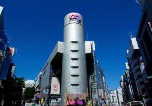渋谷「109」の外観