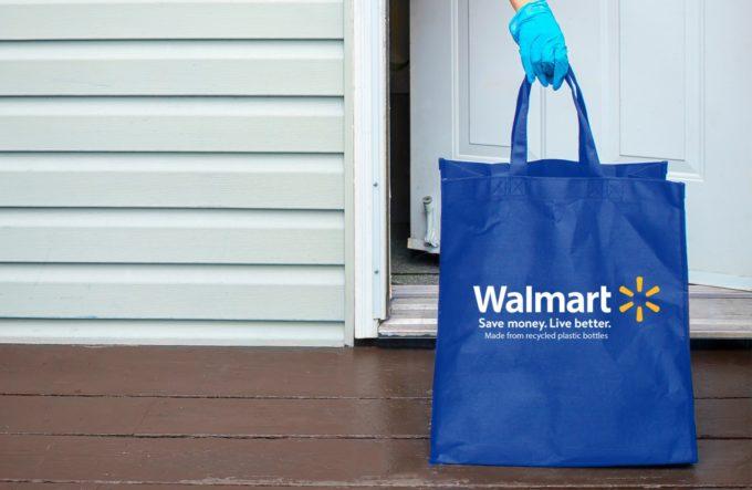 ウォルマートの近隣住民同士で買い物支援ができるサービス「ネイバーズ・ヘルピング・ネイバーズ」イメージ