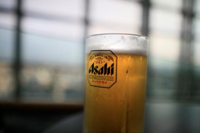 アサヒのビール