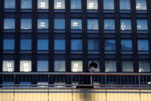 都内のオフィスビル