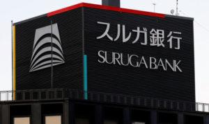 スルガ銀行のロゴ