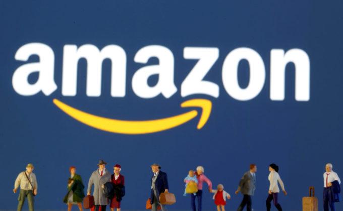 米アマゾンがインドで5万人を一時採用へ、コロナ封鎖で需要急増