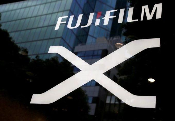 富士フイルムホールディングスのロゴ
