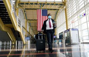 ワシントンの空港
