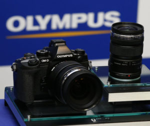 オリンパスのデジタルカメラ