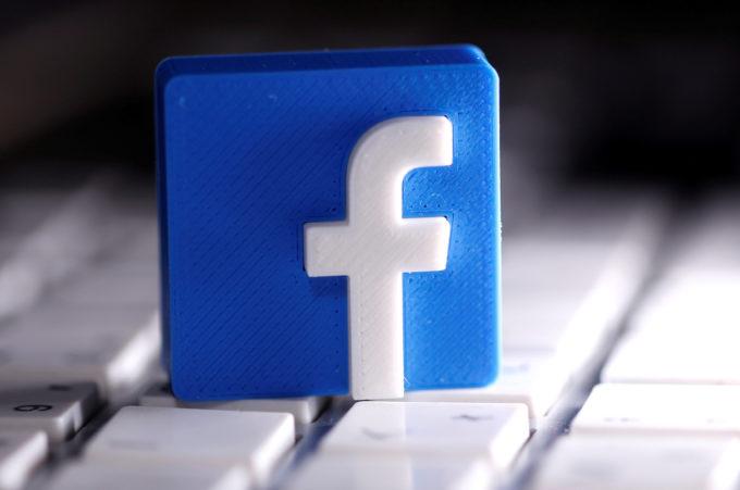 フェイスブックのロゴ