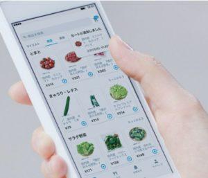 ヨーカ堂のネットスーパー専用アプリ