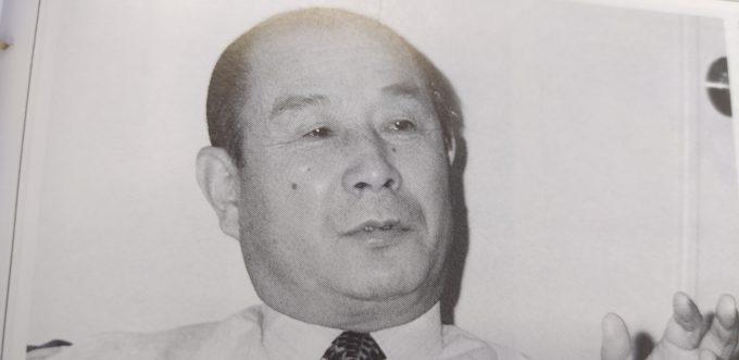 """ユニーの""""中興の祖""""の1人、故家田美智雄さん"""