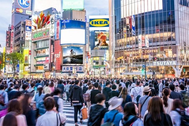 渋谷駅から徒歩5分の場所に出店する「イケア渋谷」のイメージ