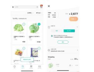 ユナイテッド・スーパーマーケット・ホカスミのネットスーパーが利用可能なスマホアプリ「U.S.M.H オンラインデリバリー」