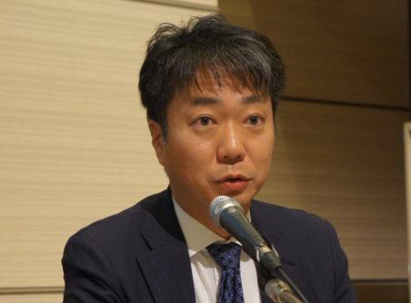 6月2日付けで社長に就任した鶴羽順氏