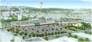 エー石川シティ」の外観イメージ