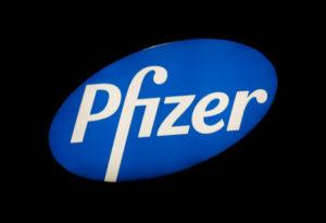 ファイザーのロゴ