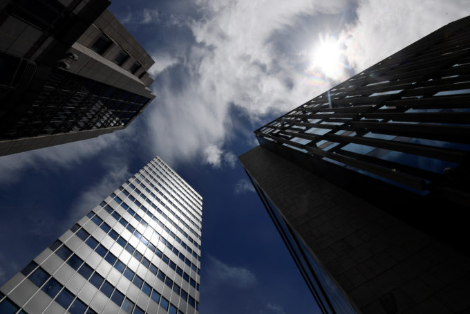 金融街シティー・オブ・ロンドン