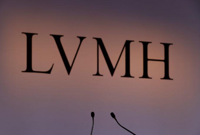 LVMHのロゴ
