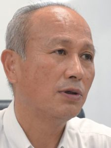 日本惣菜協会常務理事 清水氏