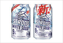 RTD部門「STRONG WHITE SOUR」
